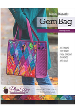 Dancing Diamonds Gem Bag Pattern