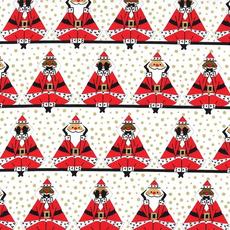 Three Wise Santas CM8069-SNOW