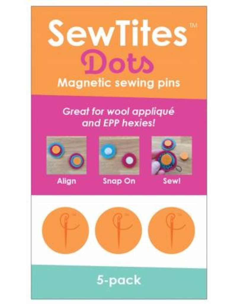 Sewtites Magnetic Pin Dots- 5 Pack
