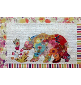Paisley Bear Collage