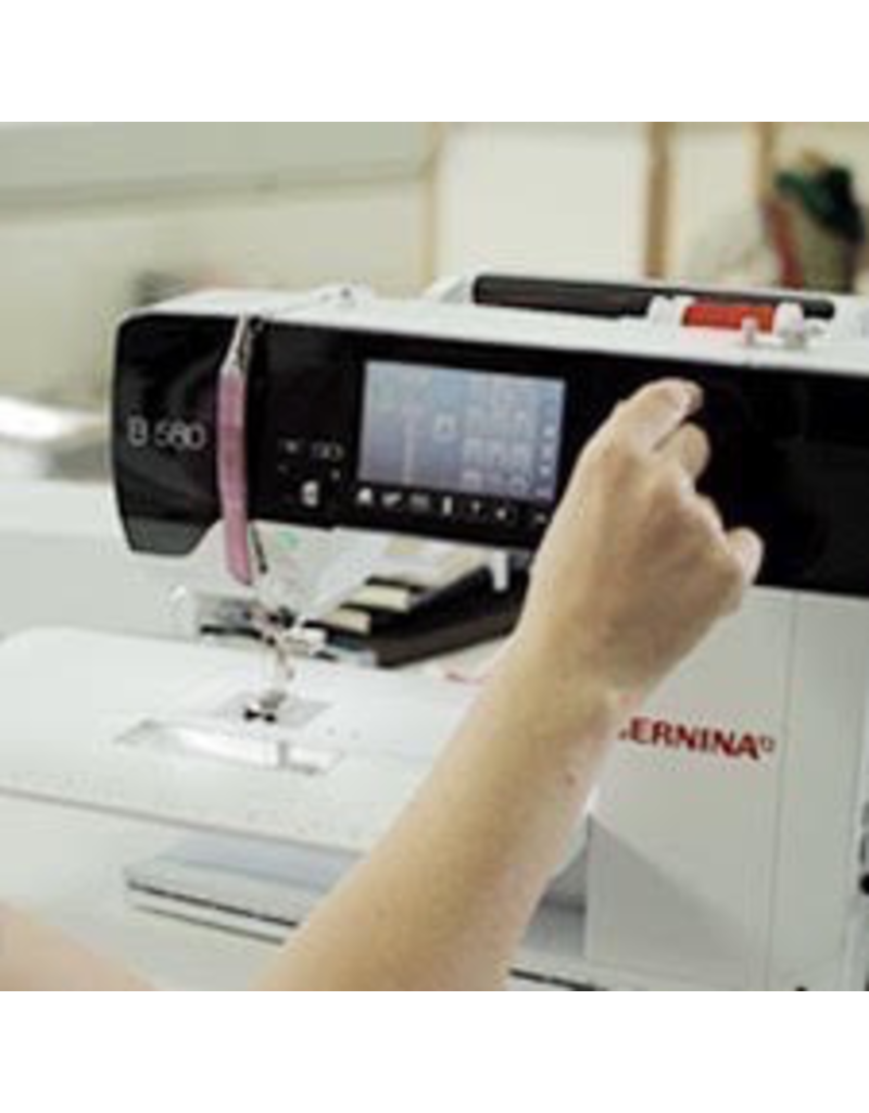 Bernina Basics September 21st 10:00am-1:00pm