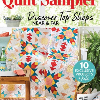 Quilt Sampler Fall/Winter 2019