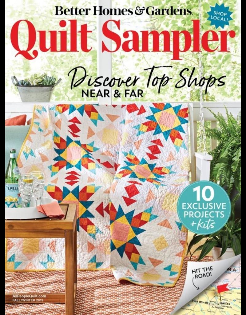 Quilt Sampler Fall/Winter 2019