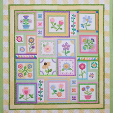 Stitcher's Garden April 21st 5:30pm-7:30pm<br /> Have you always wondered what all of your sewing machine feet were for? Finally! Here's a way for you to get the most out of your sewing machine and accessories. In this unique Block of the Month we will explore