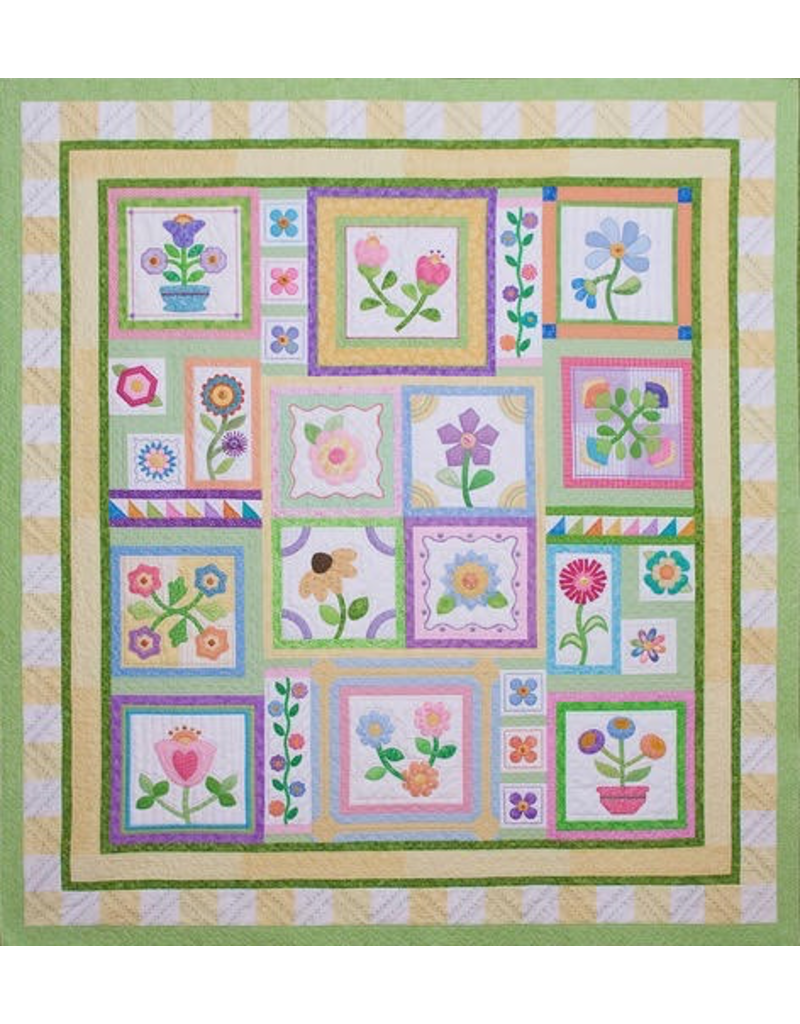 Sticher's Garden April 4th 12:00pm-2:00pm<br /> Have you always wondered what all of your sewing machine feet were for? Finally! Here's a way for you to get the most out of your sewing machine and accessories. In this unique Block of the Month we will explore t