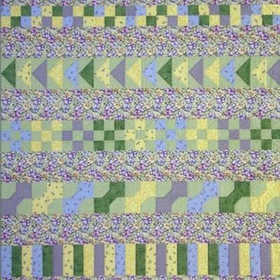 Stitcher's Garden April 21st 10:30am-12:30pm
