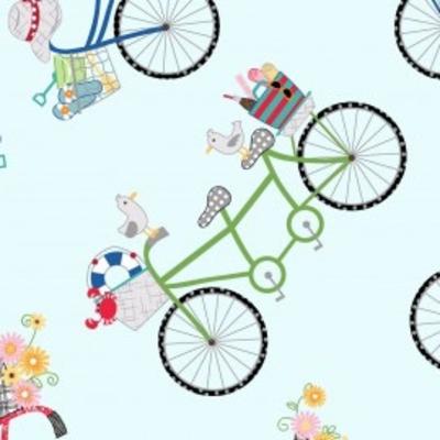 Kimberbell Vintage Boardwalk- MAS9712-B Mint Bicycles