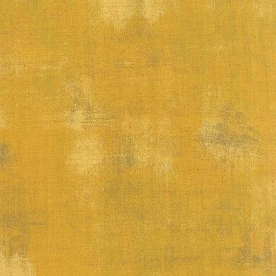 Moda Grunge Basics- 30150-282 Mustard