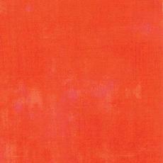 Moda Grunge Basics- 30150-263 Tangerine