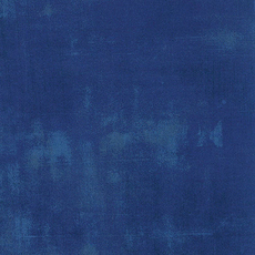 Moda Grunge Basics- 30150-223 Cobalt