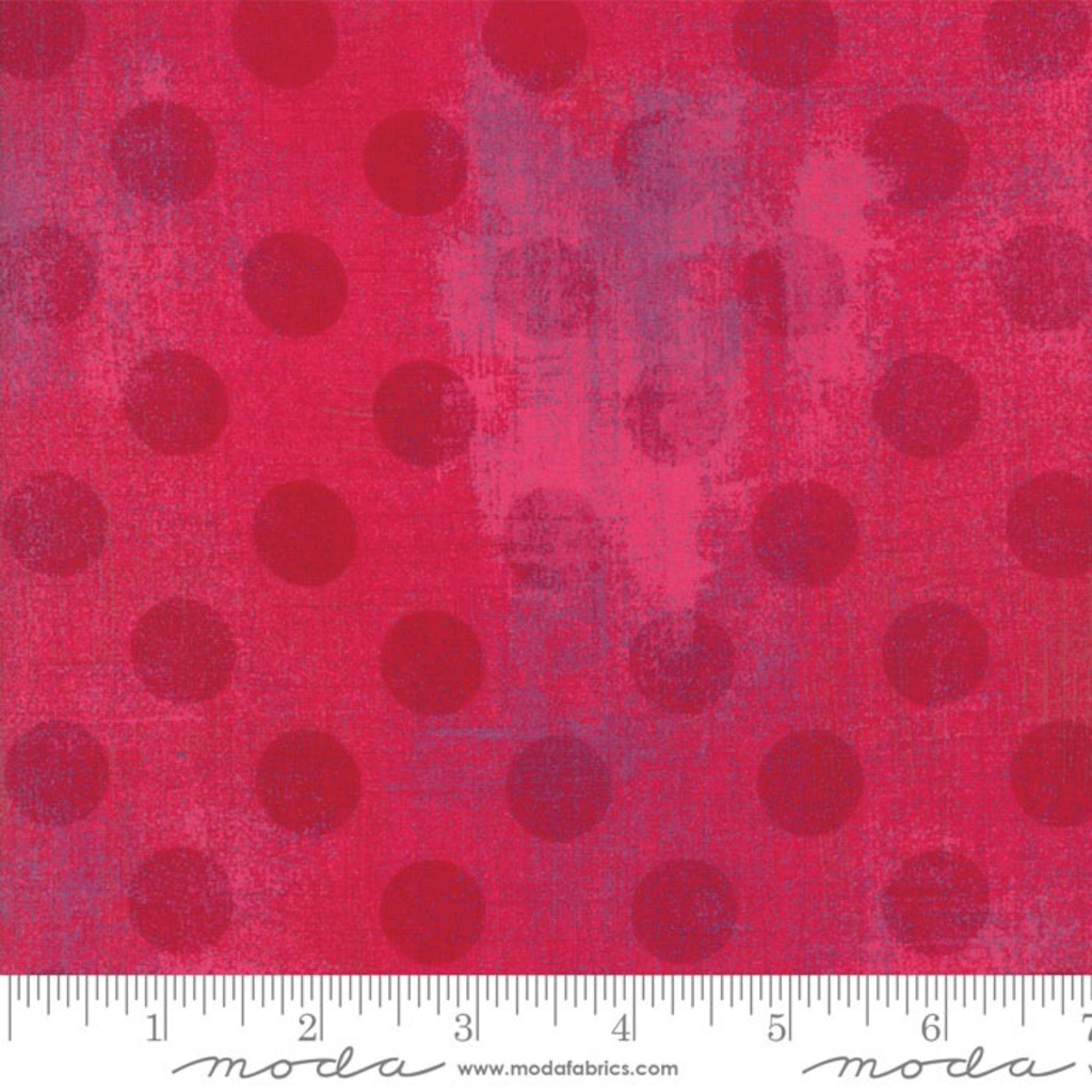 Moda Grunge Hits The Spot- 30149-23 Raspberry