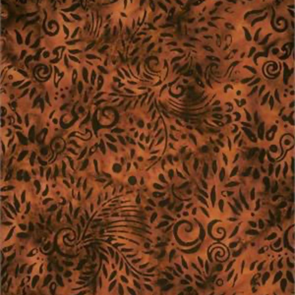 Batik Textiles Jungle Fever -4821