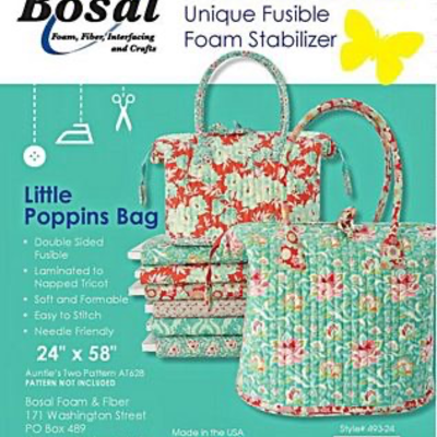 "Bosal In R Form Double Sided Fusible 24"" x 58"""