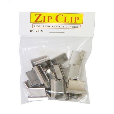 Martelli Enterprises Zip Clip Replacement Clips Medium