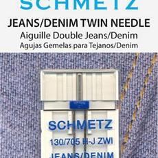 Schmetz Schmetz Needles Denim Twin 4.0/100