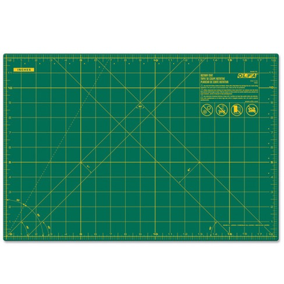 "OLFA Cutting Mat-12"" x 18"""