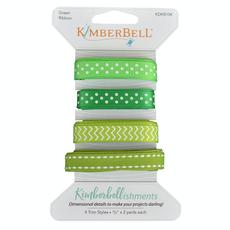 Kimberbell Kimberbellishments Green Ribbon Set