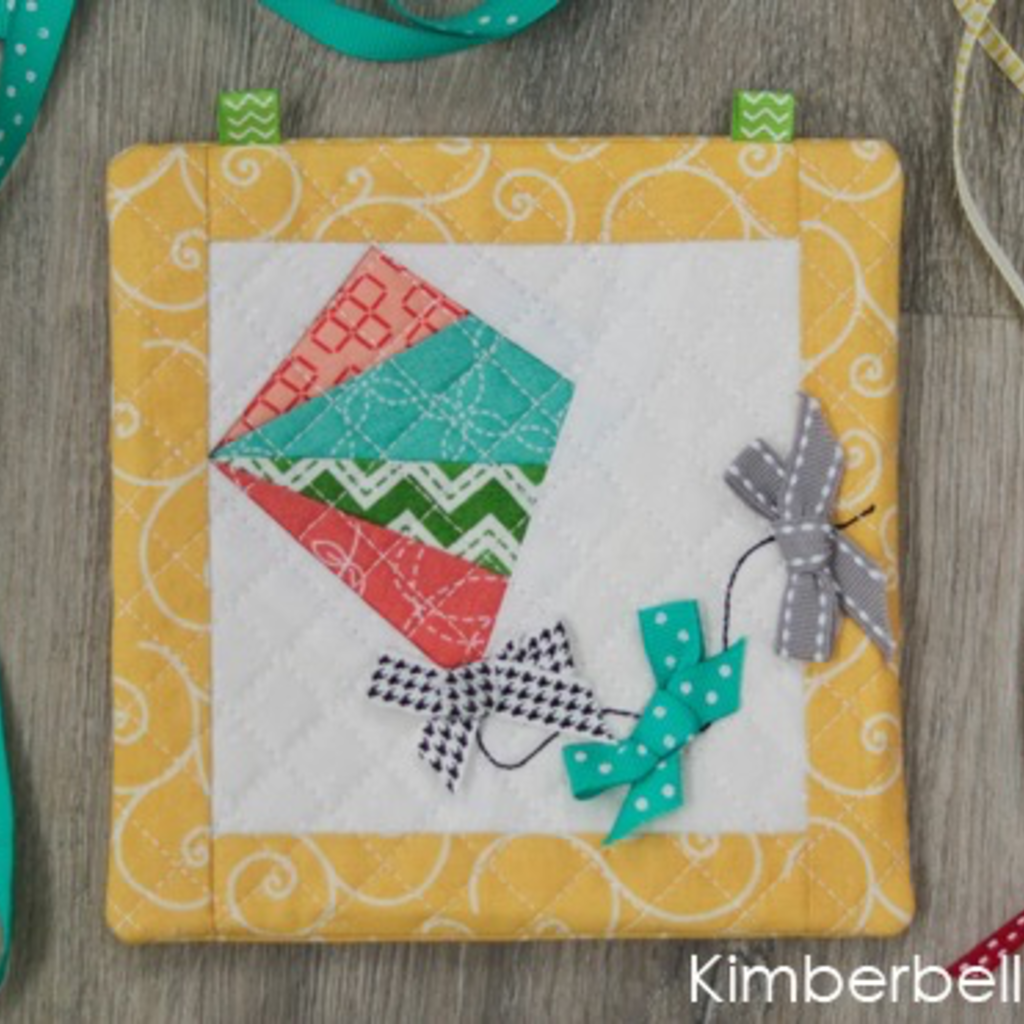 Kimberbell Machine Embroider by Number- Spring Collection CD