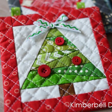 Kimberbell Machine Embroider by Number- Winter Collection CD