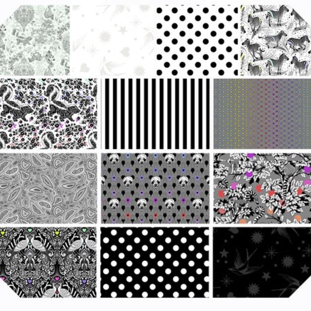 "Tula Pink Tula Pink Linework- 2.5"" Design Roll"