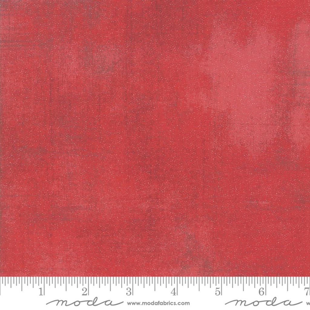Moda Grunge Glitter- 30150-265GL Cherry