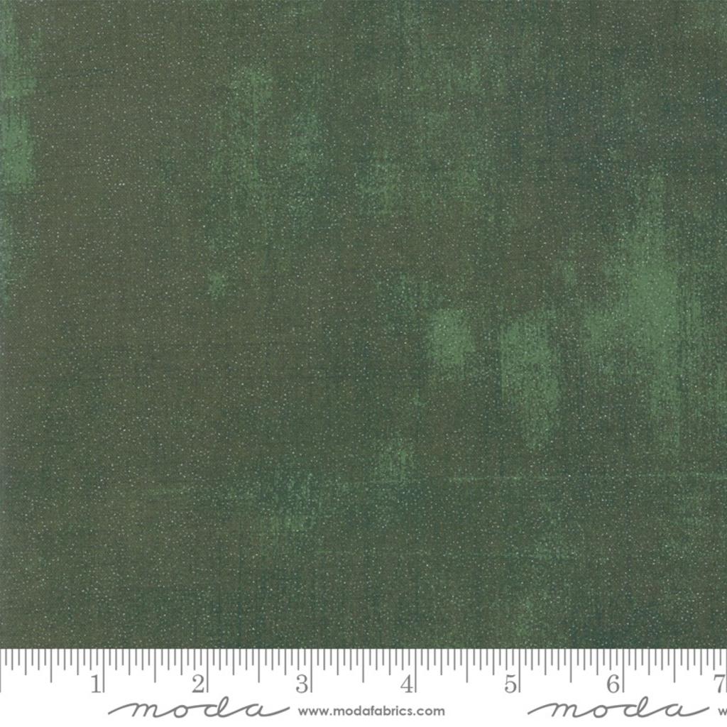 Moda Grunge Glitter- 30150-429GL Winter Spruce