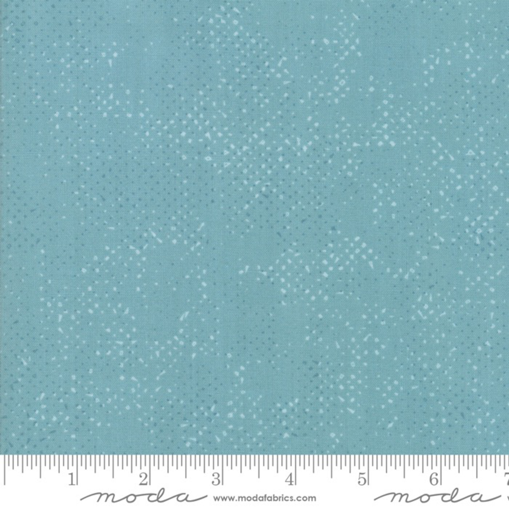 Moda Spotted- 1660-77 Dusty Teal