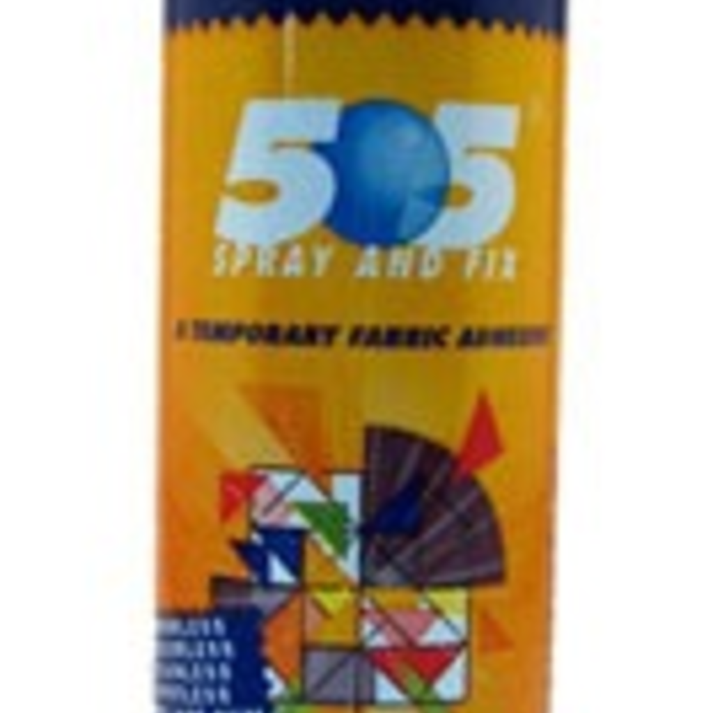 Spray & Fix 505 Adhesive 6.2 oz