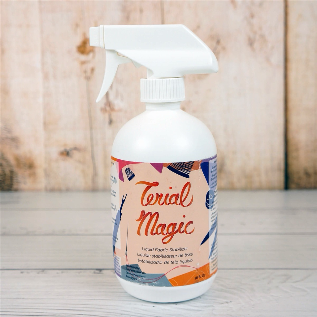 Terial Magic Liquid Stabilizer- 16 oz with Sprayer