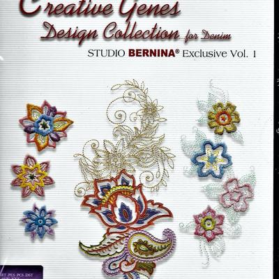 Creative Genes Vol. 1 CD-Rom