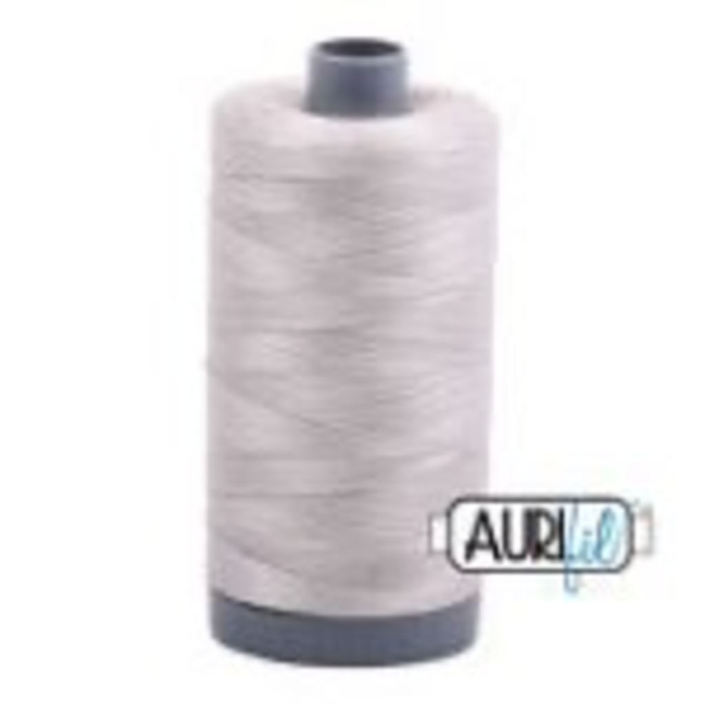Aurifil 28 wt. Quilting Thread- 6724 Moonshine