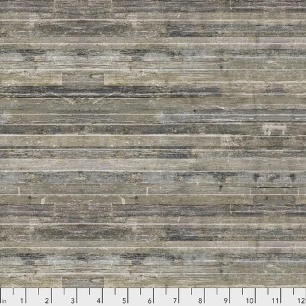 Free Spirit Tim Holtz Eclectic Elements Birch Planks- PWTH122 Neutral