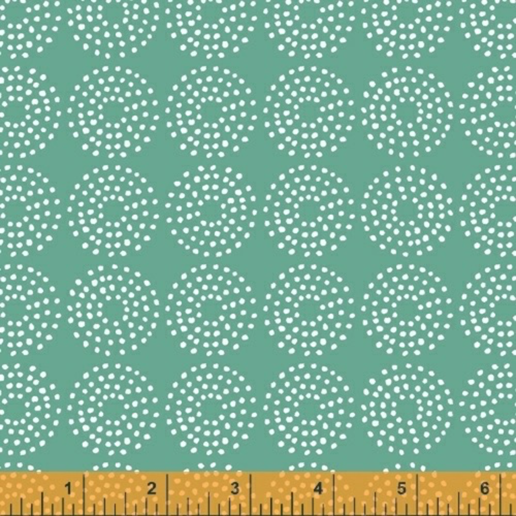Backyard Blooms- 51822-6 Mint