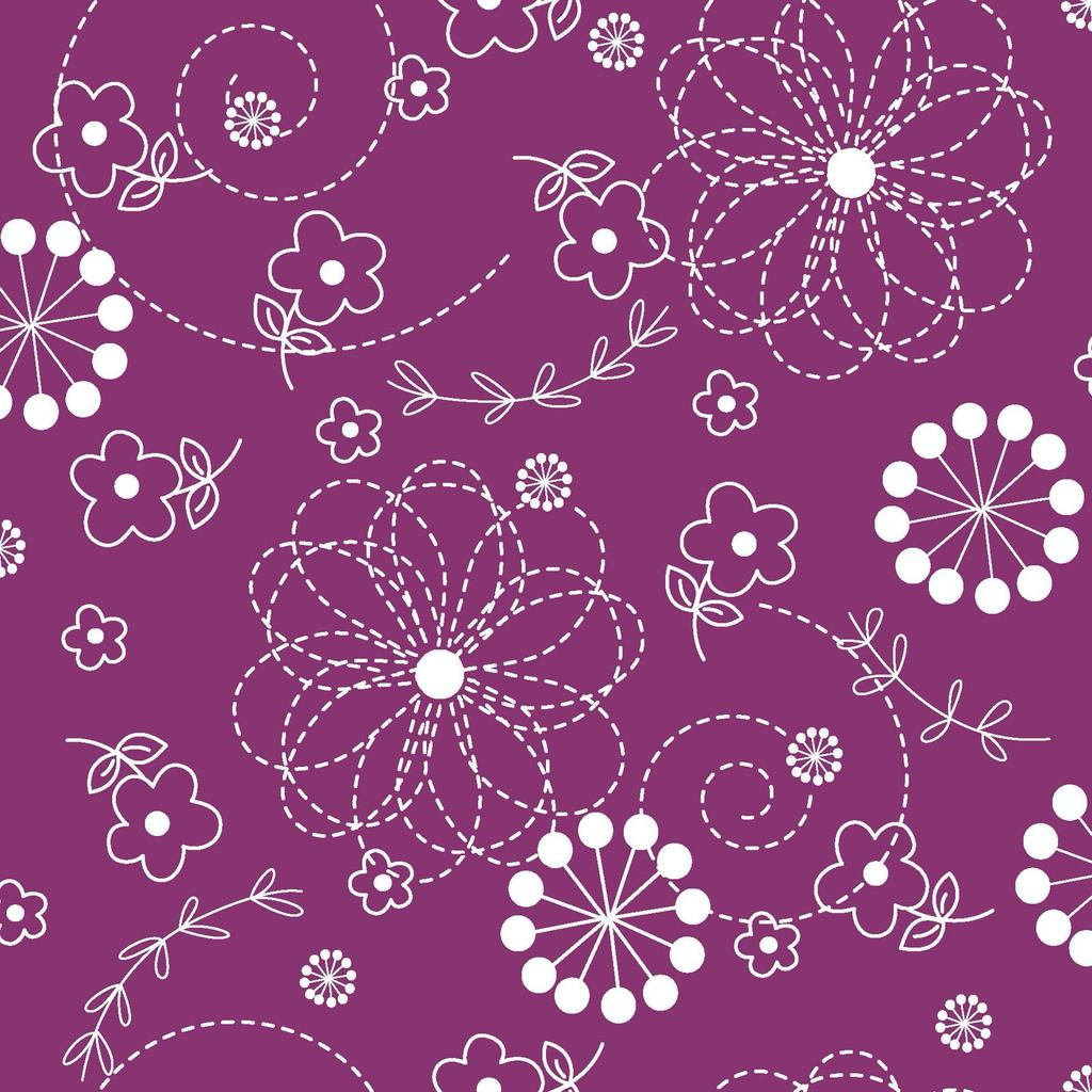 Kimberbell KimberBell Basics- MAS8246-VR Violet Red