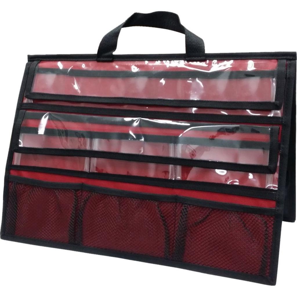 Embellishment Holder & Tool Red