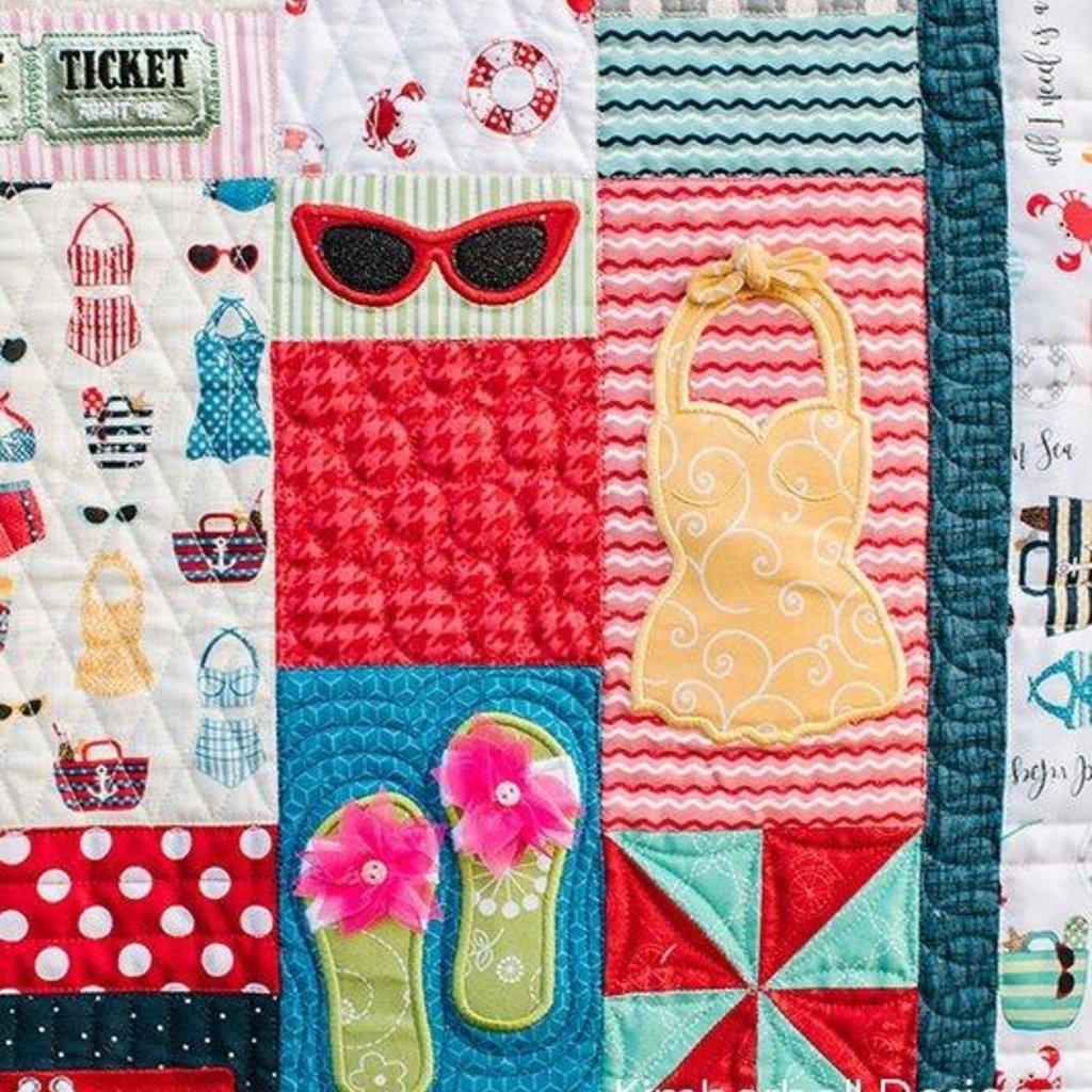 Vintage Boardwalk Virtual Sew-Along part 1- September 19th, 2020 8:30a- 11a PST