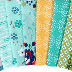 """Jelly Roll Backyard Blooms 2.5"""" Strips Multi"""