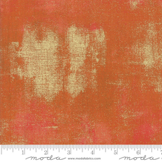 Moda Grunge Metallic- 30150 285M  Pumpkin