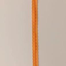 """Kimberbell 14"""" Lace Zipper Apricot"""