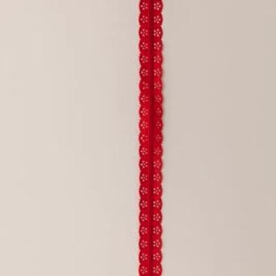 "Kimberbell 14"" Lace Zipper Ruby"