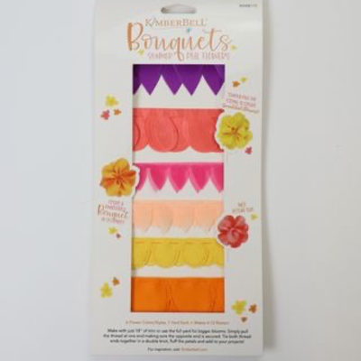 Kimberbell Kimberbell Bouquets: Summer Pull Flowers