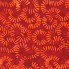 Petal Imprints Flora- 3001Q-X Red