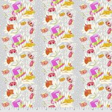 Tula Pink Pre-Order Tula Pink Curiouser & Curiouser 6pm Somewhere- PWTP165.WONDER Wonder