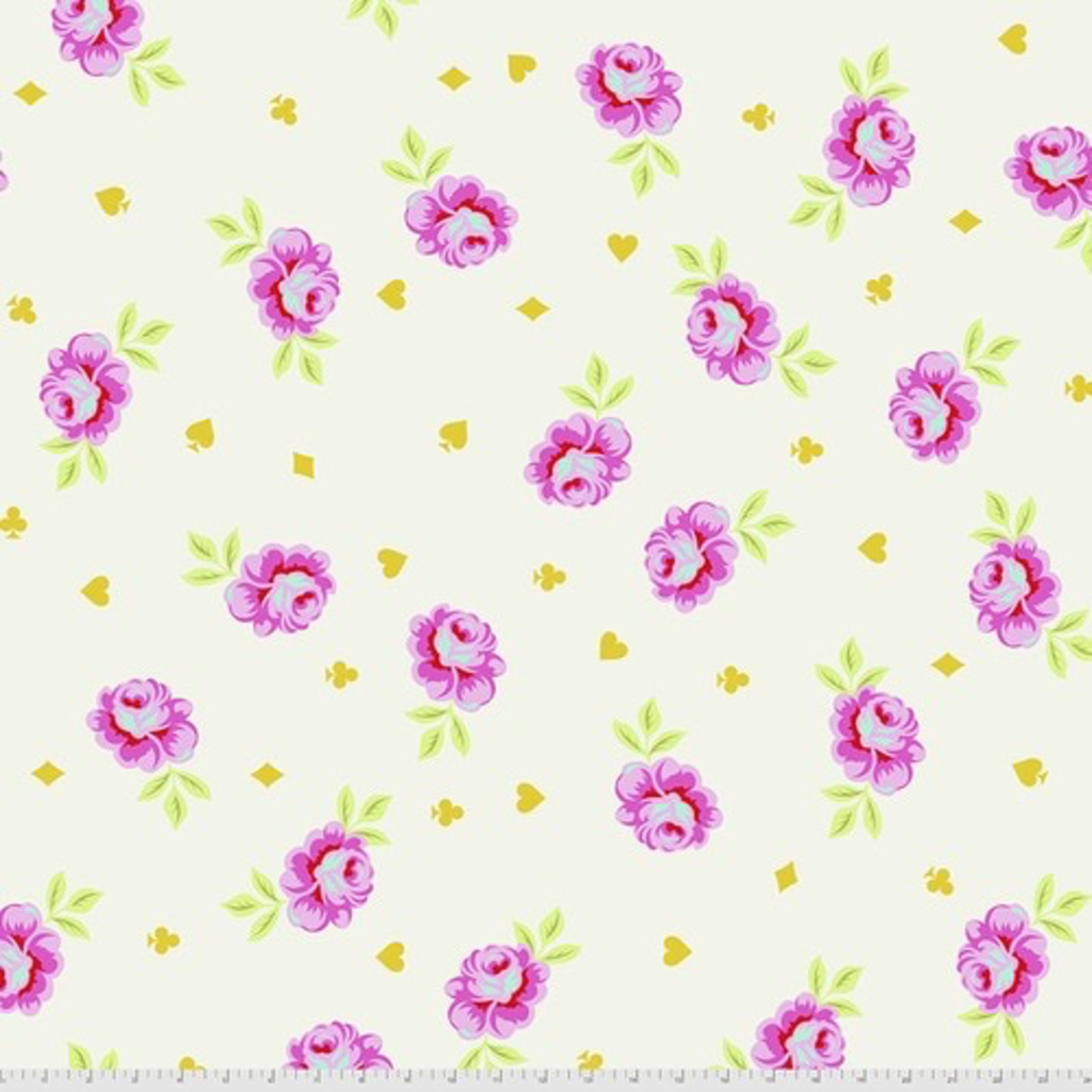 Tula Pink Pre-Order Tula Pink Curiouser & Curiouser Big Buds- QBTP006.WONDER Wonder