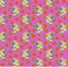 Tula Pink Pre-Order Tula Pink Curiouser & Curiouser Painted Roses- PWTP161.DAYDREAM Daydream