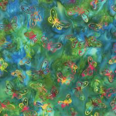 Butterflies Esprit- 392Q-X Lagoon