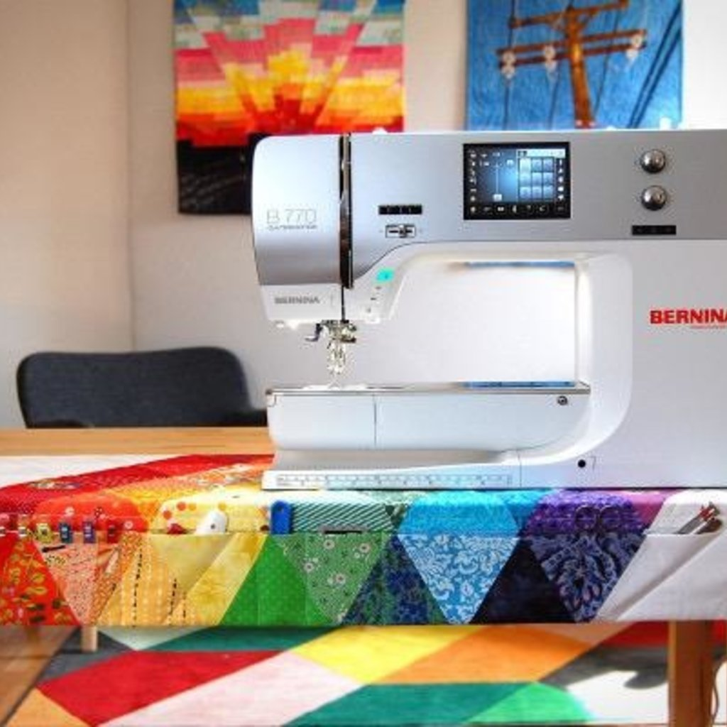 Bernina Basics 1-3 October 27th  5:30pm-8:30pm
