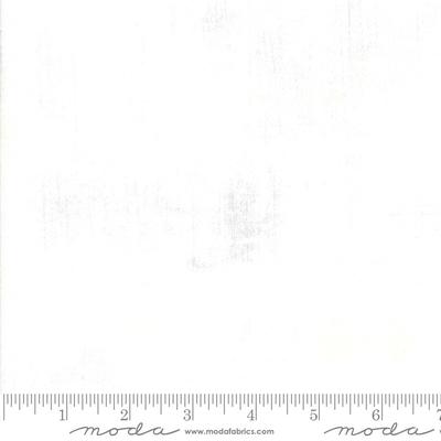 Moda Gypsy Soul Grunge Soft Clear Wa- 30150 541 White