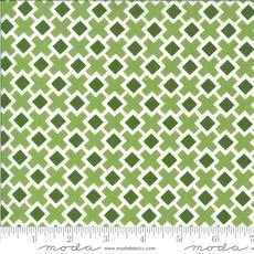 Moda Homestead Leaf- 24095 14 Light Green