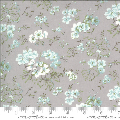 Moda Dover Field Floral- 18700 14 Grey